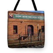 Gone With The Wind Museum Tote Bag