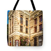 Gonzales County Old Jail Museum - Gonzales Texas Tote Bag
