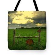 Good Fences Tote Bag