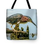 Good Green Fisher Tote Bag