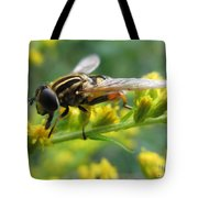Good Guy Hoverfly  Tote Bag