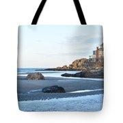 Good Harbor Beach Tote Bag