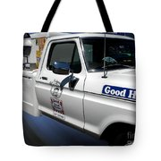 Good Humor Ice Cream Truck 02 Tote Bag