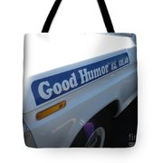 Good Humor Ice Cream Truck 03 Tote Bag