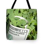 Good Luck And Money Tote Bag