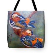 Good Luck Mandarins Tote Bag