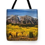 Good Morning Colorado Tote Bag