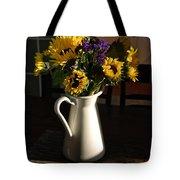 Good Morning Light Tote Bag
