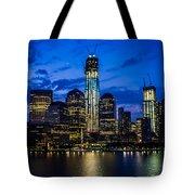 Good Night, New York Tote Bag
