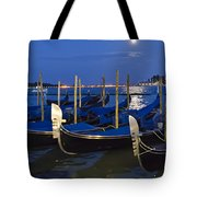 Good Night Venice Tote Bag