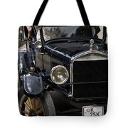 Good Old Times Tote Bag
