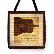 Good Ole Boys - Don Williams Tote Bag