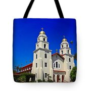 Good Shepherd Catholic Church Tote Bag