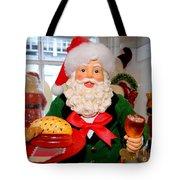Good Time Santa Tote Bag