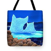 Goodbye Greenland Tote Bag