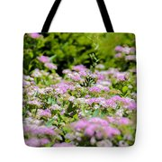 Goodmorning World Tote Bag