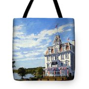 Goodspeed Opera House East Haddam Connecticut Tote Bag