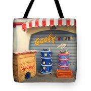 Goofy Water Disneyland Toontown Tote Bag