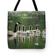 Goose Family Tote Bag