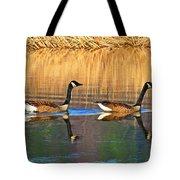 Goose Talk Too Tote Bag
