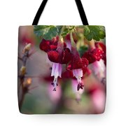 Gooseberry Flowers Tote Bag