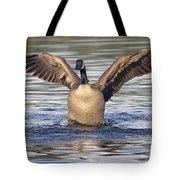 Gooseflapping 3 Tote Bag