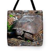 Gopher Turtle Tote Bag