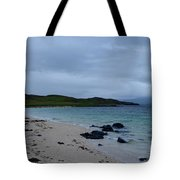 Gorgeous Coral Beach On Skye In Scotland Tote Bag