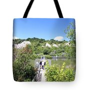 Gorgeous Day At The Bluffs Tote Bag