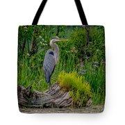 Gorgeous Heron Tote Bag