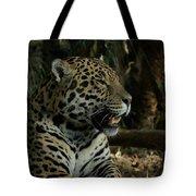Gorgeous Jaguar Tote Bag