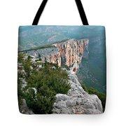 Gorges Du Verdun Tote Bag