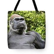 Gorilla Look Tote Bag
