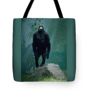 Gorilla Rock Tote Bag