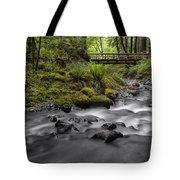 Gorton Creek Bridge Tote Bag