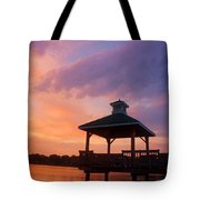 Gorton Pond Beauty Warwick Rhode Island Tote Bag