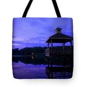 Gorton Pond Rhode Island Tote Bag
