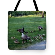 Gosling Daycare  Tote Bag