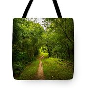 Gosnell Big Woods Trail Tote Bag