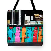 Gossip By Thierry Noir Tote Bag