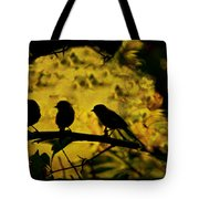 Gossipers Tote Bag
