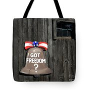 Got Freedom Tote Bag