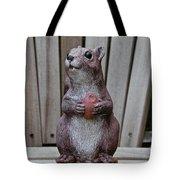 Got Nuts Tote Bag