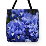 Got The Iris Blues Tote Bag