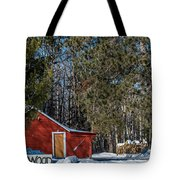 Got Wood Tote Bag