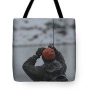 Gotcha   Steelhead Fishing Tote Bag