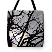 Goth Tree Tote Bag