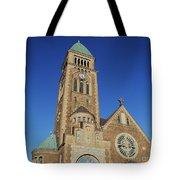 Gothenburg Church 07 Tote Bag