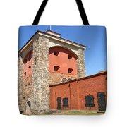 Gothenburg Fortress 06 Tote Bag