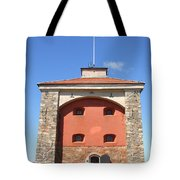 Gothenburg Fortress 07 Tote Bag